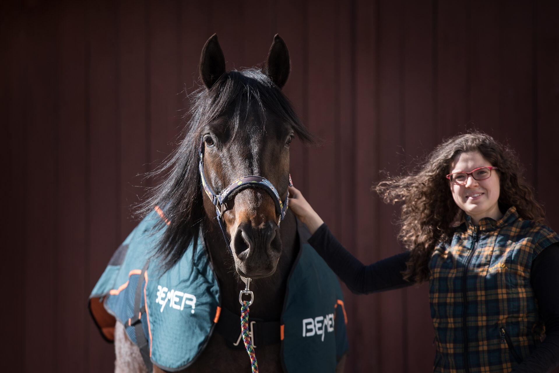BEMER für Pferde - BEMER Horse-Set Pia Eileen Ruminski   Ruf der Pferde